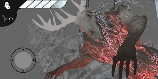 Télécharger Gratuit Scary Horror Games: Evil Forest Ghost Escape apk mod screenshots 2