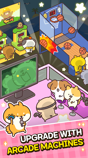 Animal Doll Shop - Cute Tycoon Game screenshot 4