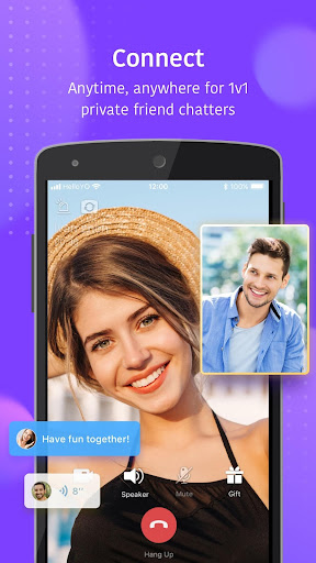 Hello Yo - Group Chat Rooms  Screenshots 3