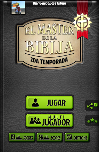 El Master de la Biblia Trivia 17.1.2 screenshots 1