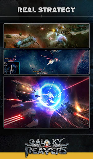 Galaxy Reavers - Starships RTS apkmr screenshots 20