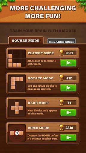 Fill Wooden Block: 1010 Wood Block Puzzle Classic  screenshots 5