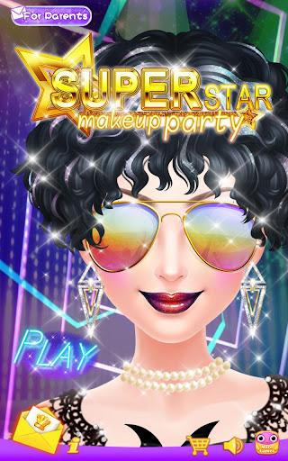 Superstar Makeup Party screenshots 11