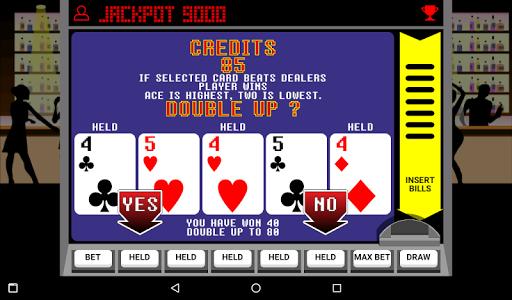 Video Poker Jackpot 4.16 Screenshots 9