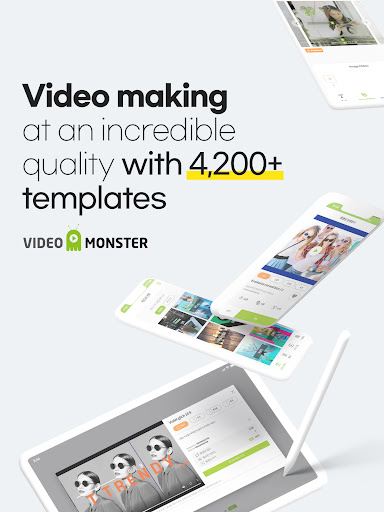 VideoMonster - High-quality free video editing app android2mod screenshots 6