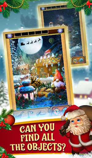 Christmas Hidden Object: Xmas Tree Magic 1.1.85b screenshots 3