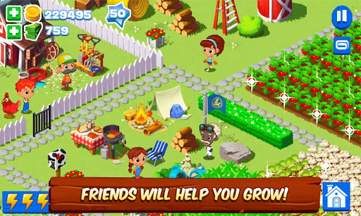 Green Farm 3  screenshots 16