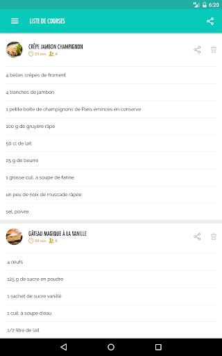 Cuisine Actuelle - idu00e9es recettes 2.6.4 Screenshots 16