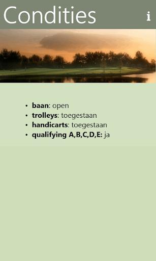 golfbaan spaarnwoude screenshot 3