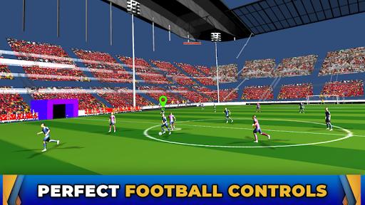 World Dream Football League 2020: Pro Soccer Games 1.4.1 screenshots 3