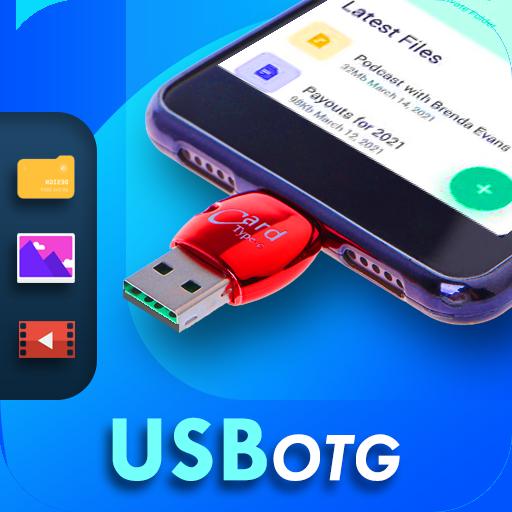 OTG USB File Explorer - File Manager 2020