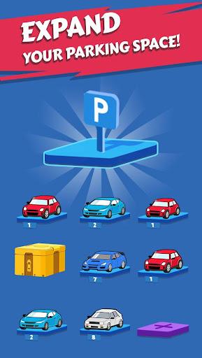 Merge Car game free idle tycoon screenshots 10