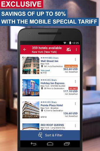 Hotel Search HRS (New)  screenshots 1
