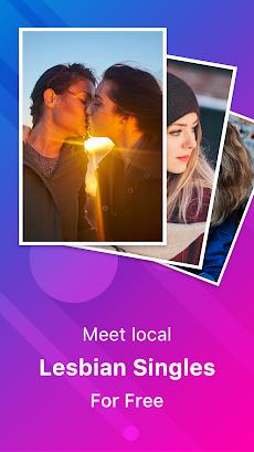 Fem - レズビアンの出会い系アプリ.単一の女の子とチャットのおすすめ画像2