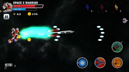 Robot Warrior Apkfinish screenshots 7