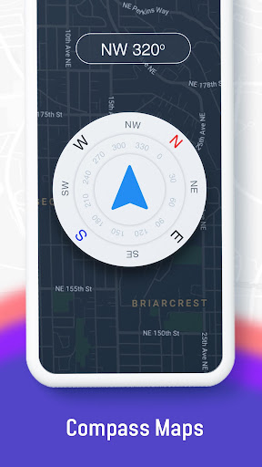 GPS Location, Maps, Navigation and Directions  Screenshots 2