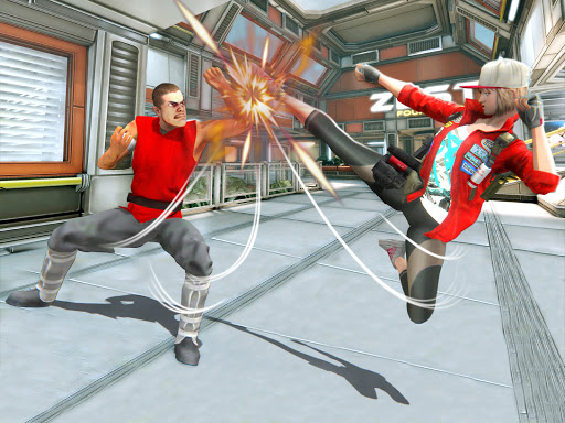 Gym Trainer Fight Arena : Tag Ring Fighting Games  Screenshots 5