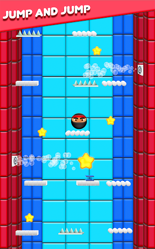 Fun Ninja Game - Cool Jumping 1.0.17 screenshots 1