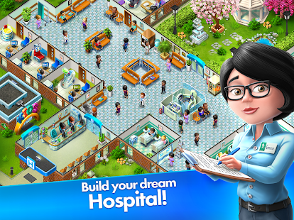 My Hospital: Build. Farm. Heal Screenshot