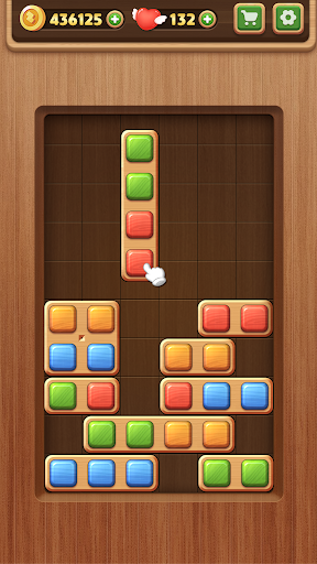 Color Wood Block Puzzle - Free Fun Drop Brain Game 1.4.6 screenshots 2