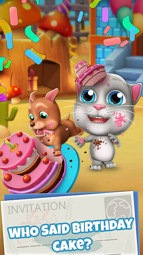 My Talking Bob Cat  screenshots 14