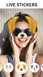Sweet Face Camera – Face Filters for Snapchat Mod 4.11.100644 Apk [Unlocked] 2