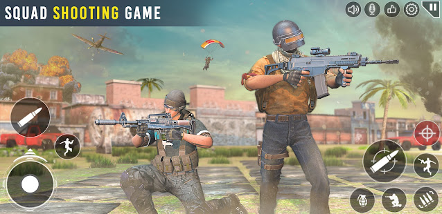Commando Shooting Games 2021: Real FPS Free Games 21.6.3.0 Screenshots 9