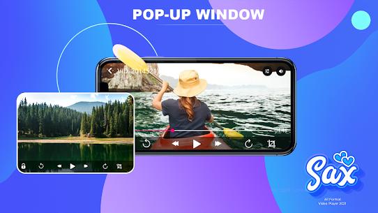 SAX Video Player – Mod Apk Download 2