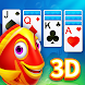 Solitaire 3D Fish - Androidアプリ