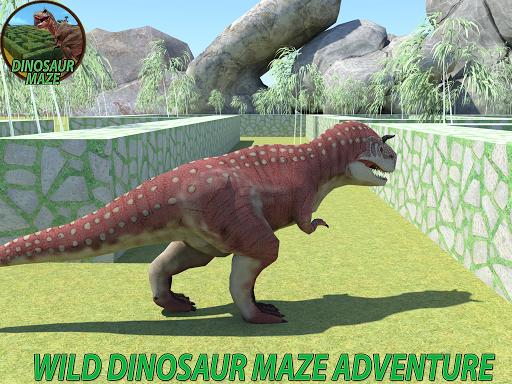 Real Dinosaur Maze Runner Simulator 2021 6.6 screenshots 6