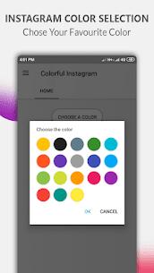 Lite For Instagram Mini Insta Colors 6.0 Mod APK (Unlimited) 2