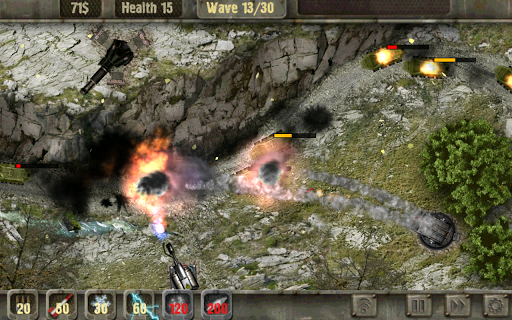 Defense Zone - Original 1.1.3 screenshots 13