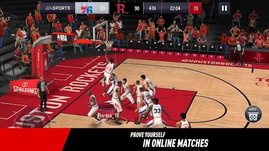 Download NBA LIVE Mobile Basketball  NBA basketball game Android Asia 1