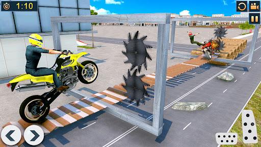 Bike Stunts Race 2021: Free Moto Bike Racing Games apkdebit screenshots 8