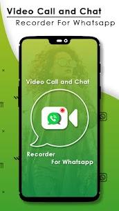 Video Call Recorder for WhatsApp 2020 1.2 APK Mod [Latest Version] 1