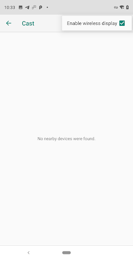 Miracast - WiFi Display apktram screenshots 6