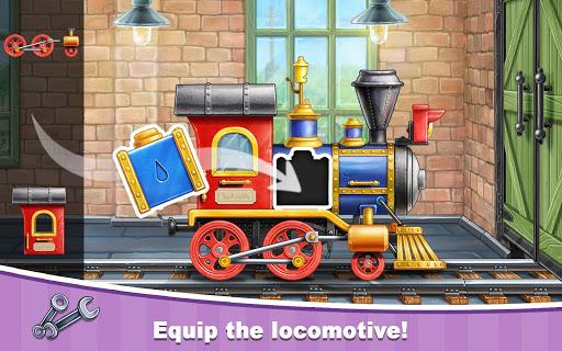 Building and Train Games for Kids Kindergarten apktram screenshots 11