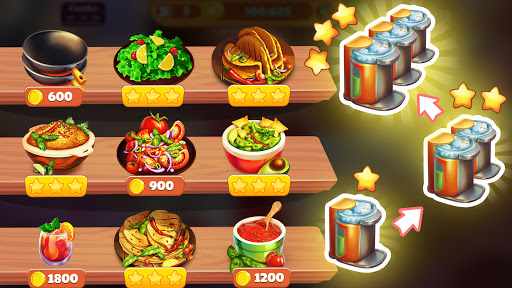 Cooking Crush: New Free Cooking Games Madness Apkfinish screenshots 7