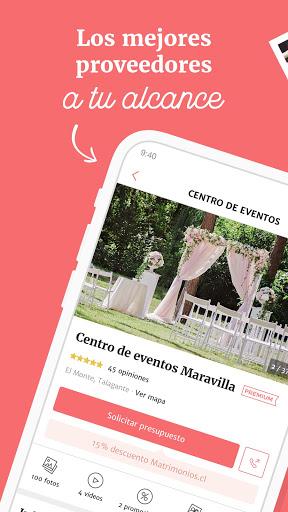 Matrimonios.cl screenshots apkspray 3