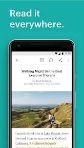 Pocket: Kaydet , Oku , Büyüyün Android Full Apk İndir 3