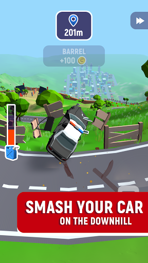 Crash Delivery! Destruction & smashing flying car! goodtube screenshots 4