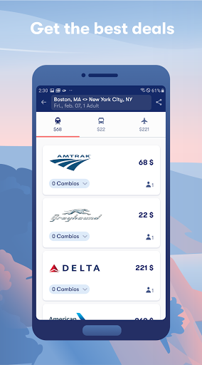 Omio: Book Train, Bus & Flight Tickets apktram screenshots 3