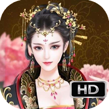 Beautiful Oriental Princess HD Wallpaper Download on Windows