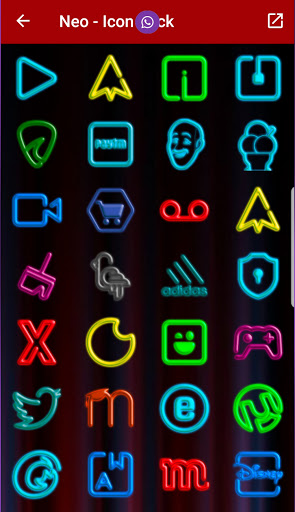 Neo - Icon Pack