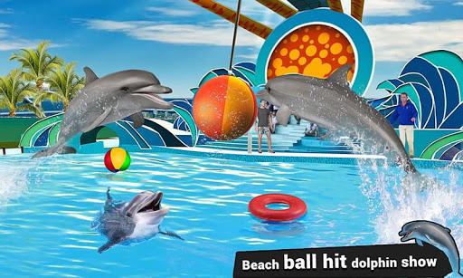 Dolphin Water Stunts Show  screenshots 4