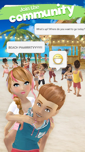 Club Cooee - 3D Avatar, Chat, Party & Make Friends 1.9.87 screenshots 1