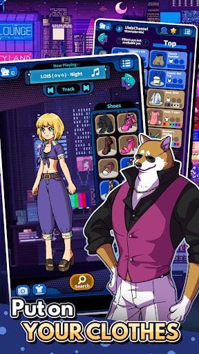 Galaxxy Idols : Free Dress Up Fashion Game  Paidproapk.com 3