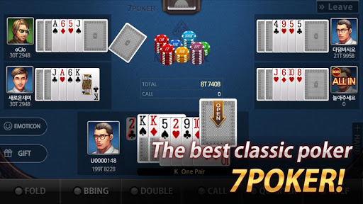 Poker Master - 7poker, High-Low, One Eyed Jack 1.9.1 screenshots 2