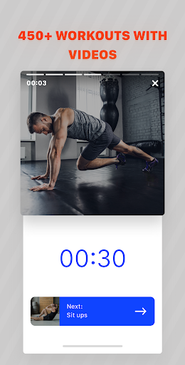 Workout Planner by Muscle Booster 1.7.7 Screenshots 4