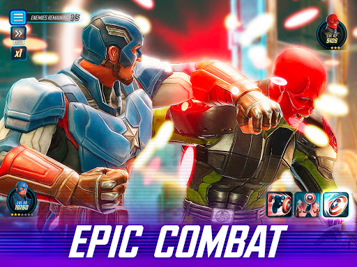 MARVEL Strike Force - Squad RPG 5.2.1 screenshots 10